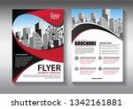 business abstract vector...   Shutterstock .eps vector #1342161881