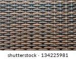 Plastic Striped Woven Texture