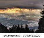 beautiful sunlight in nature   Shutterstock . vector #1342418627