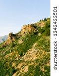 chatkal range in uzbekistan....   Shutterstock . vector #1342433501
