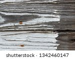 white wood texture with natural ...   Shutterstock . vector #1342460147