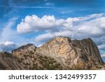 landscape nature stone sky...   Shutterstock . vector #1342499357
