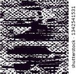 distressed background in black... | Shutterstock . vector #1342541531