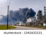 A Large Storage Tank Fire At...