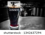dublin  ireland   february 7 ... | Shutterstock . vector #1342637294