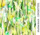vintage seamless watercolor...   Shutterstock . vector #1342657331