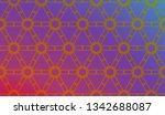 modern stylish texture....   Shutterstock .eps vector #1342688087