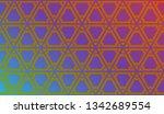modern stylish texture....   Shutterstock .eps vector #1342689554