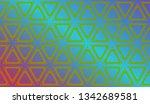 modern stylish texture....   Shutterstock .eps vector #1342689581