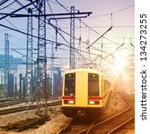 metro | Shutterstock . vector #134273255