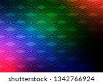 dark multicolor  rainbow vector ... | Shutterstock .eps vector #1342766924