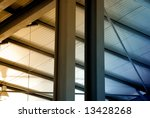 metal factory construction | Shutterstock . vector #13428268