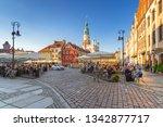 poznan  poland   september 8 ... | Shutterstock . vector #1342877717