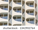 detail of apartments in hotel... | Shutterstock . vector #1342902764