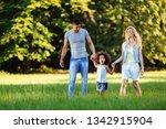 happy young couple spending...   Shutterstock . vector #1342915904