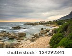 Beautiful Rocky Seascape In...