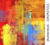 abstract background art. 2d... | Shutterstock . vector #1342927211