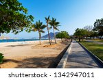 khor fakkan  united arab...   Shutterstock . vector #1342947011