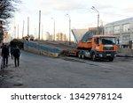 kyiv  ukraine   march 16  2019  ... | Shutterstock . vector #1342978124