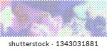 technology halftone colorful... | Shutterstock .eps vector #1343031881