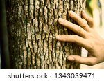 close up image of person... | Shutterstock . vector #1343039471