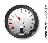 gas tank   Shutterstock .eps vector #134328149