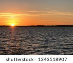 sundown over r gen  | Shutterstock . vector #1343518907