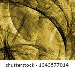 Yellow Color Toned Monochrome...