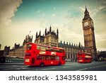 nice view from capital of... | Shutterstock . vector #1343585981