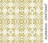 orient vector classic pattern....   Shutterstock .eps vector #1343716667