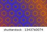 modern stylish texture....   Shutterstock .eps vector #1343760074