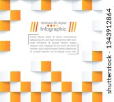 abstrack paper background  ...   Shutterstock .eps vector #1343912864