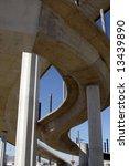 modern bridge in torreon ... | Shutterstock . vector #13439890