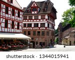 germany. nurnberg   june 10 ... | Shutterstock . vector #1344015941