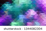 geometric design. colorful...   Shutterstock .eps vector #1344082304