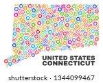 mosaic technical connecticut...   Shutterstock .eps vector #1344099467