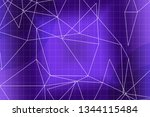 beautiful purple abstract... | Shutterstock . vector #1344115484
