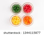 Jelly Beans Inside Small...