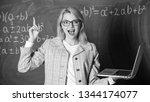 educational site for teachers.... | Shutterstock . vector #1344174077