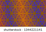 modern stylish texture....   Shutterstock .eps vector #1344221141