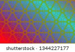 modern stylish texture....   Shutterstock .eps vector #1344227177