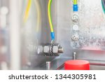 electrical ground wires is... | Shutterstock . vector #1344305981