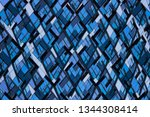 glass architecture background.... | Shutterstock . vector #1344308414