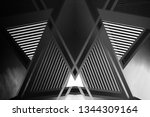 collage of office building... | Shutterstock . vector #1344309164