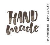 vector illustration of hand...   Shutterstock .eps vector #1344337154