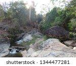 huay keaw waterfall   Shutterstock . vector #1344477281