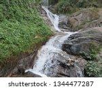 huay keaw waterfall   Shutterstock . vector #1344477287