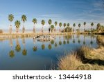 Zzyzx, California  is a settlement in San Bernardino County, California, formerly the site of the Zzyzx Mineral Springs and Health Spa and now the site of the Desert Studies Center. - stock photo