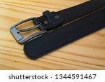 fashion leather belt color... | Shutterstock . vector #1344591467