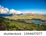 beautiful landscape of cape... | Shutterstock . vector #1344657077